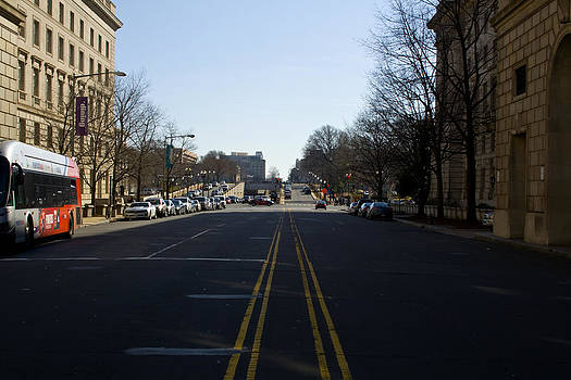 Terry Thomas - City Street Washington DC