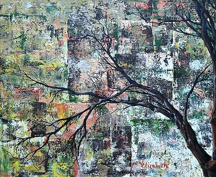 City through the Trees by Beth Maddox