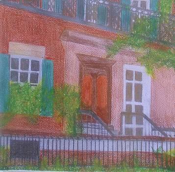 City Townhouse by Deborah Gorga
