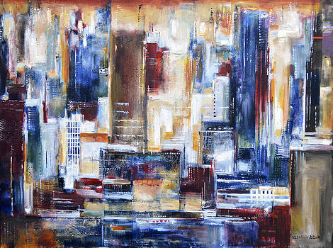 City View by Kathleen Patrick