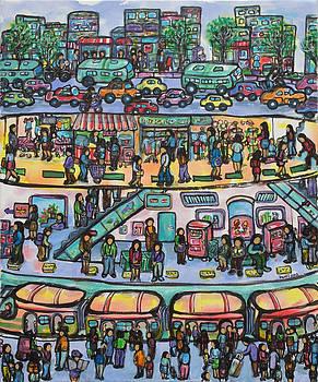City by Yemi Kim