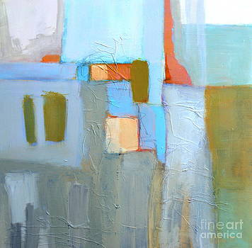 Cityscape I by Virginia Dauth