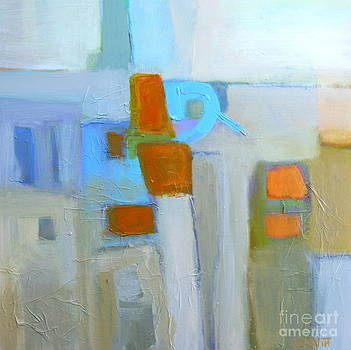 Cityscape II by Virginia Dauth