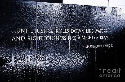 Danny Hooks - Civil Rights Memorial