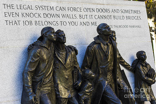 Debra K Roberts - Civil Rights Monument