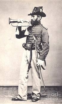 Roberto Prusso - Civil War Cavalry Bugler