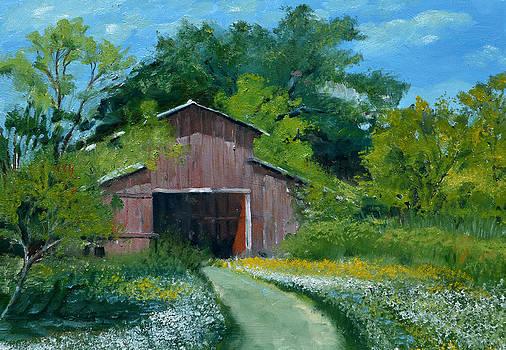 CJs Barn by Ben Bensen III