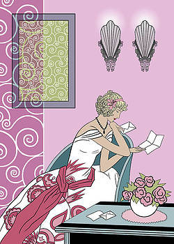 Nancy Lorene - CLARICE Parisian Pink