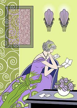 Nancy Lorene - CLARICE Spring Lilac