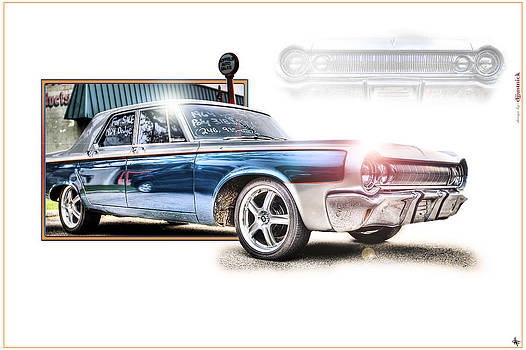 Classic '64 Dodge Oakland County MI by A And N Art