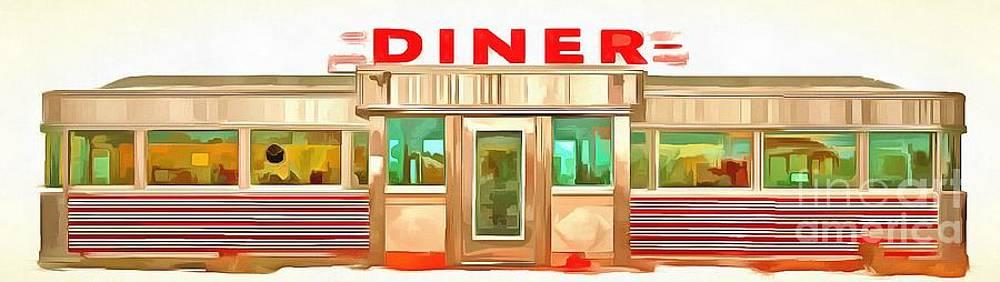 Edward Fielding - Classic Americana Diner Pop