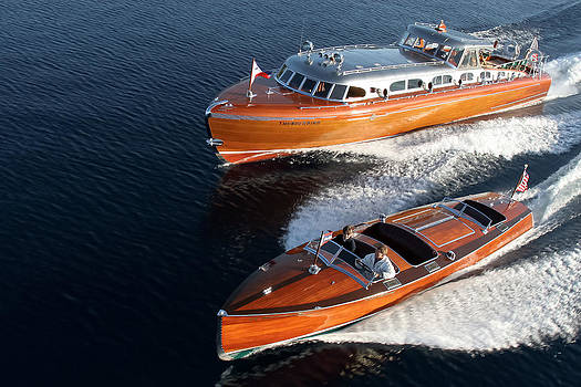 Steven Lapkin - Classic Boats of Lake Tahoe