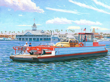 Classic California by Steve Simon