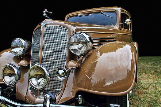 Peggy Collins - Classic Car - 1935 Buick Victoria