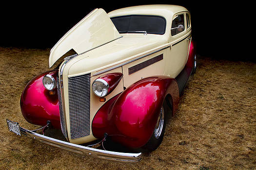 Peggy Collins - Classic Car - 1937 Buick Century