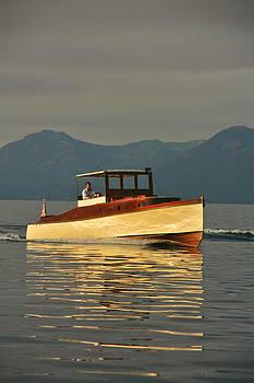 Steven Lapkin - Classic Cruiser