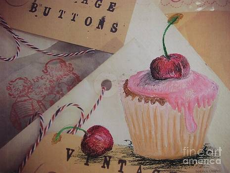 Classic Cupcake by Natalia Chaplin