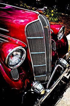 Classic Dodge Brothers Sedan by Joann Copeland-Paul