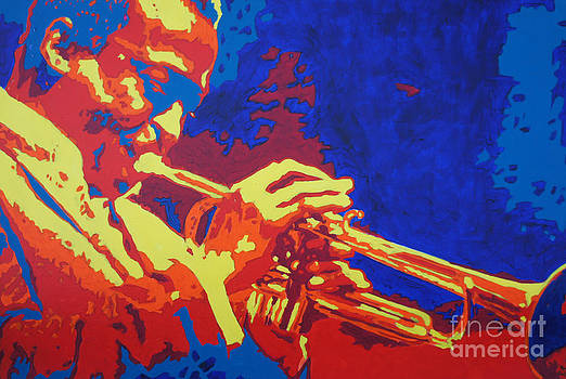 Classic Miles Davis by Ronald Young
