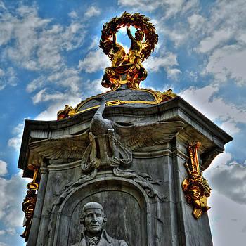 Alexander Drum - classic monument