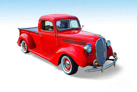 Classic Truck by Anthony Sell
