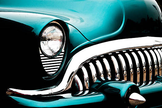 Joann Copeland-Paul - Classic Turquoise Buick