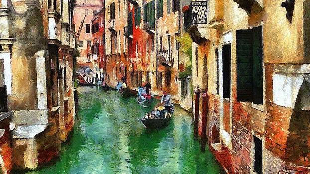 Classic Venice by Cary Shapiro
