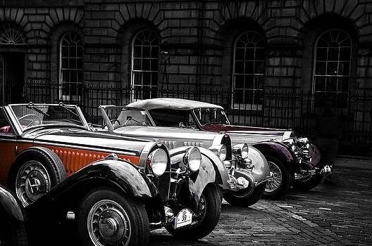 Classics in Edinburgh by Christine May