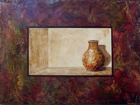 Clay Pot by Cae Wuerth