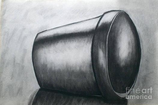 Clay Pot by Cecilia Stevens