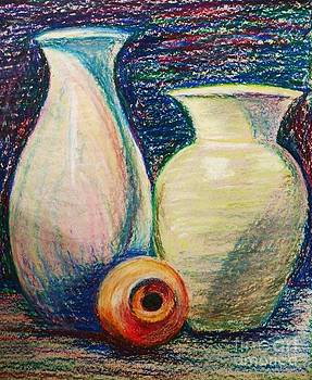 Judy Via-Wolff - Clay Vessel Drawing