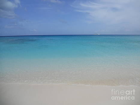 Clear Blue Turks and Caicos by Ty Cook