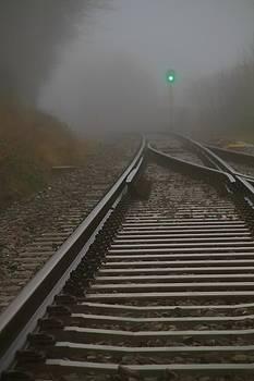Clear Track by Odd Jeppesen