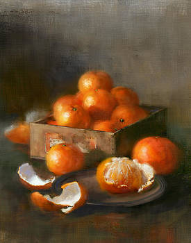 Clementines by Robert Papp
