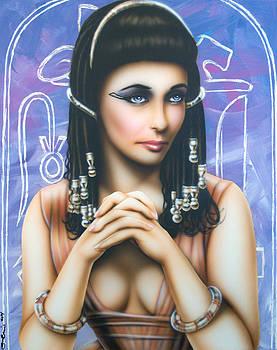 Cleopatra by Steve Baier