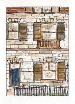 Clergy Street by David Dossett