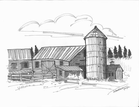 Richard Wambach - Clermont Barn 2