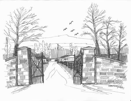 Richard Wambach - Clermont Farm Gate
