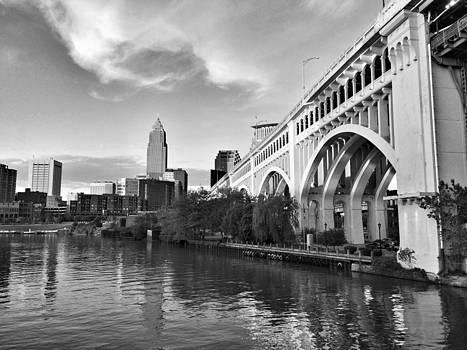 Cleveland 3 by John Morris