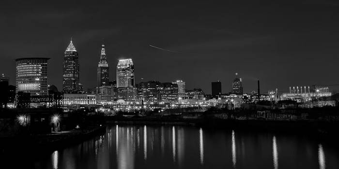 Cleveland Riverbend by Paul Cimino