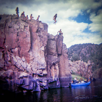 Matthew Lit - Cliff Jumper Colorado River 01