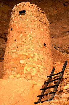 Adam Jewell - Cliff Palace Round Tower