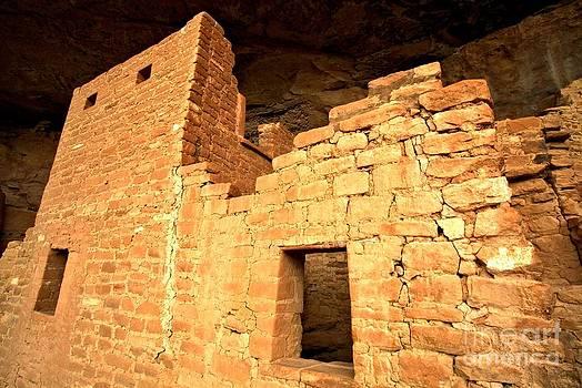 Adam Jewell - Cliff Palace Walls