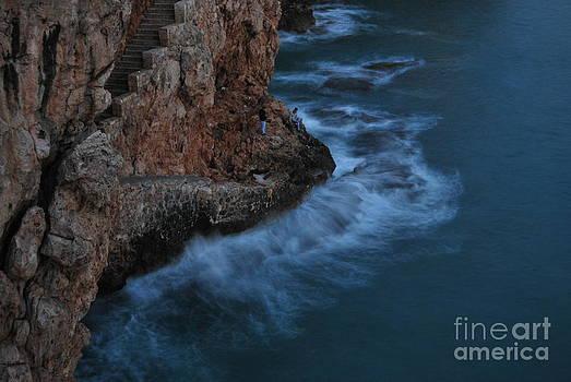 Cliffman by Erhan OZBIYIK
