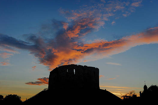 David Ross - Clifford Tower York
