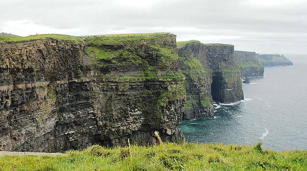 cliffs Moher 2 by Carrie Todd