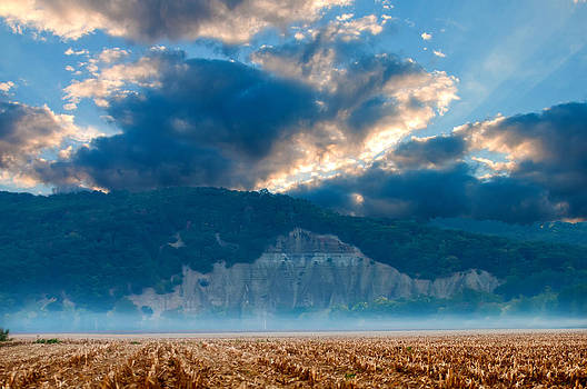 Randall Branham - Cliffs of Bainbridge