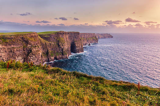 Cliffs of Moher by India Blue photos
