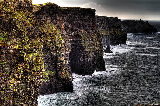 Cliffs Of Moher by Joseph Noonan