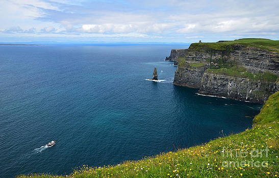RicardMN Photography - Cliffs of Moher Looking North